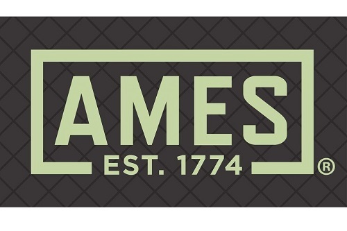 Ames Logo On White Background