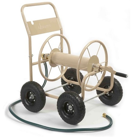 Liberty Garden Products 870-M1-2 Hose Reel Cart